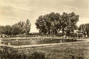 Freibad 1958